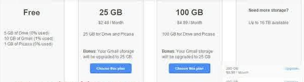 Buy Storage